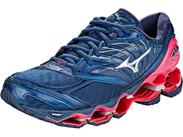 finest selection ebdff f0f88 ... Mizuno Wave Prophecy 8 Running Shoes Women blue. Mizuno ...